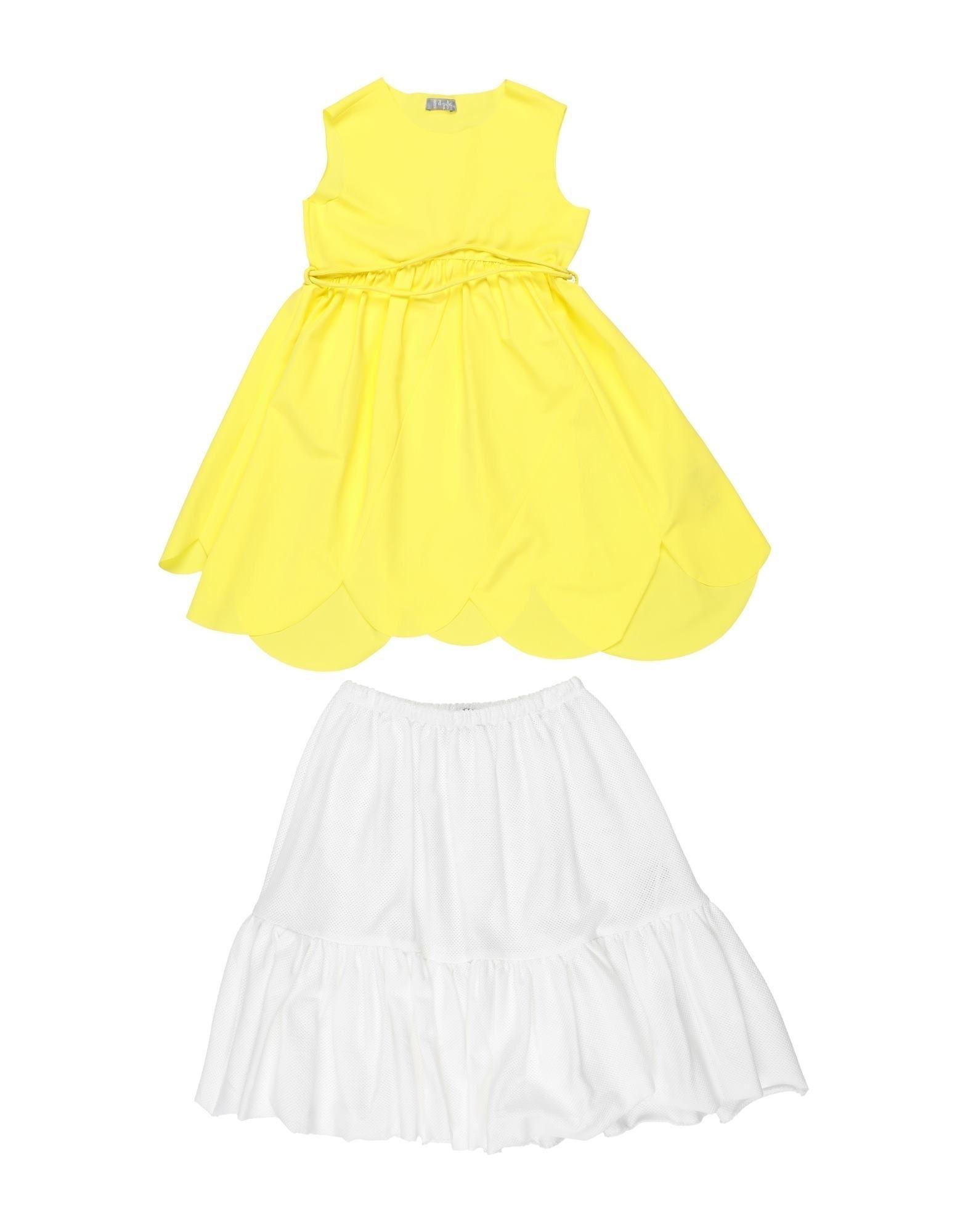 IL GUFO Детское платье комплект одежды il gufo размер 110 белый