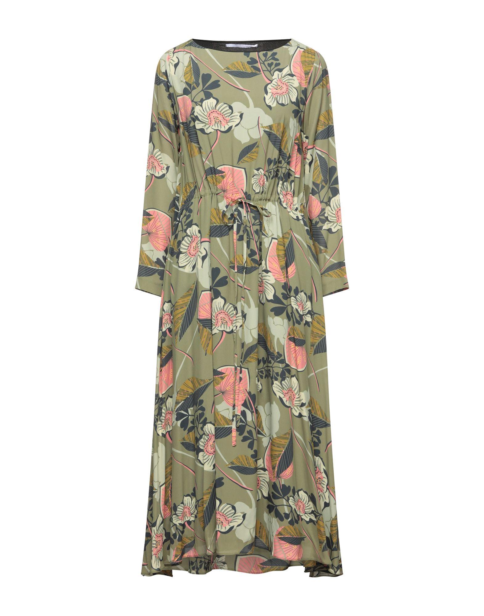 MAISON LAVINIATURRA Платье миди maison laviniaturra блузка