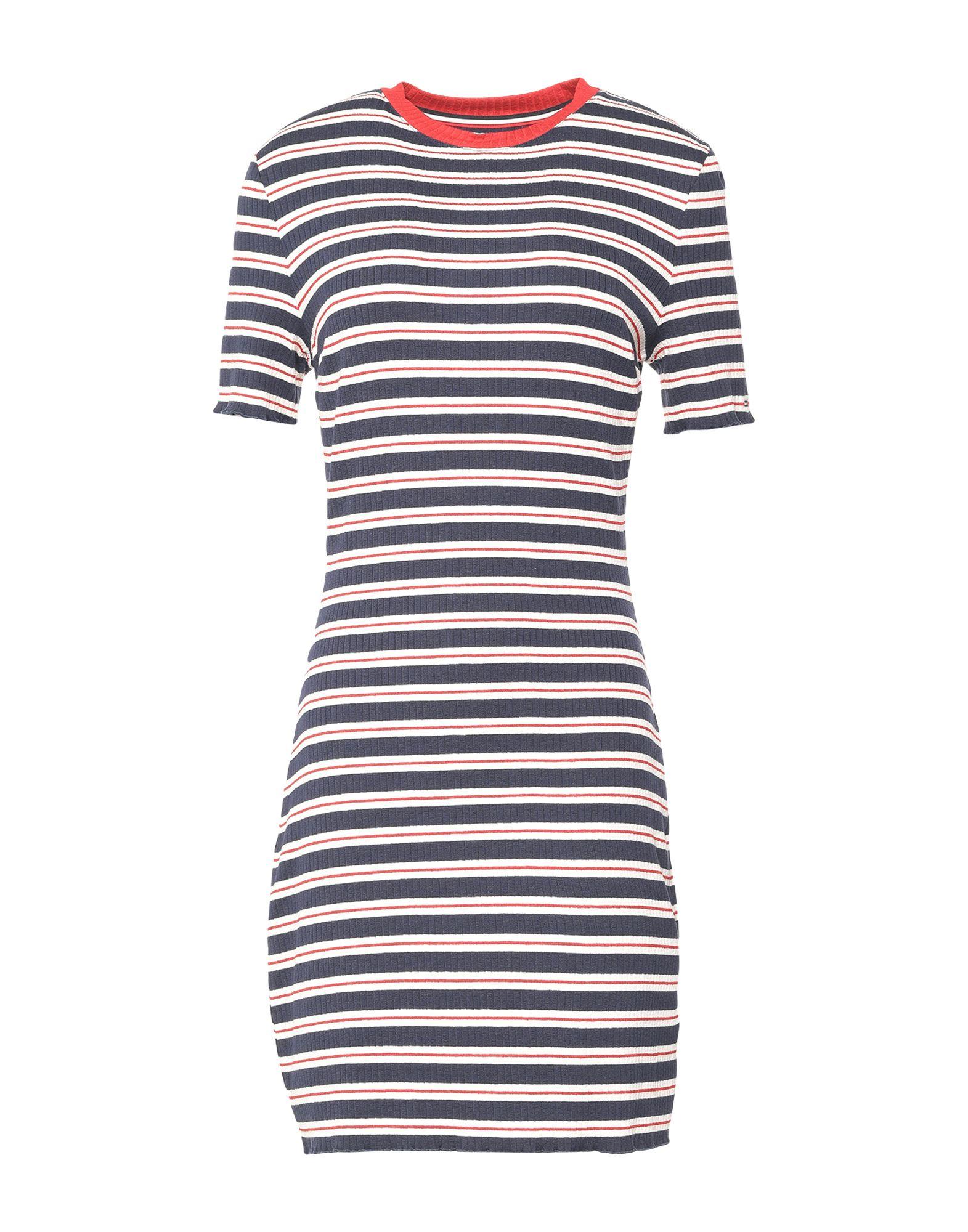 tommy jeans пляжное платье TOMMY JEANS Короткое платье