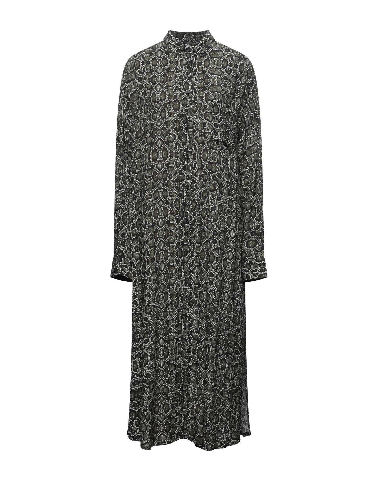 REPLAY Платье длиной 3/4 replay юбка длиной 3 4