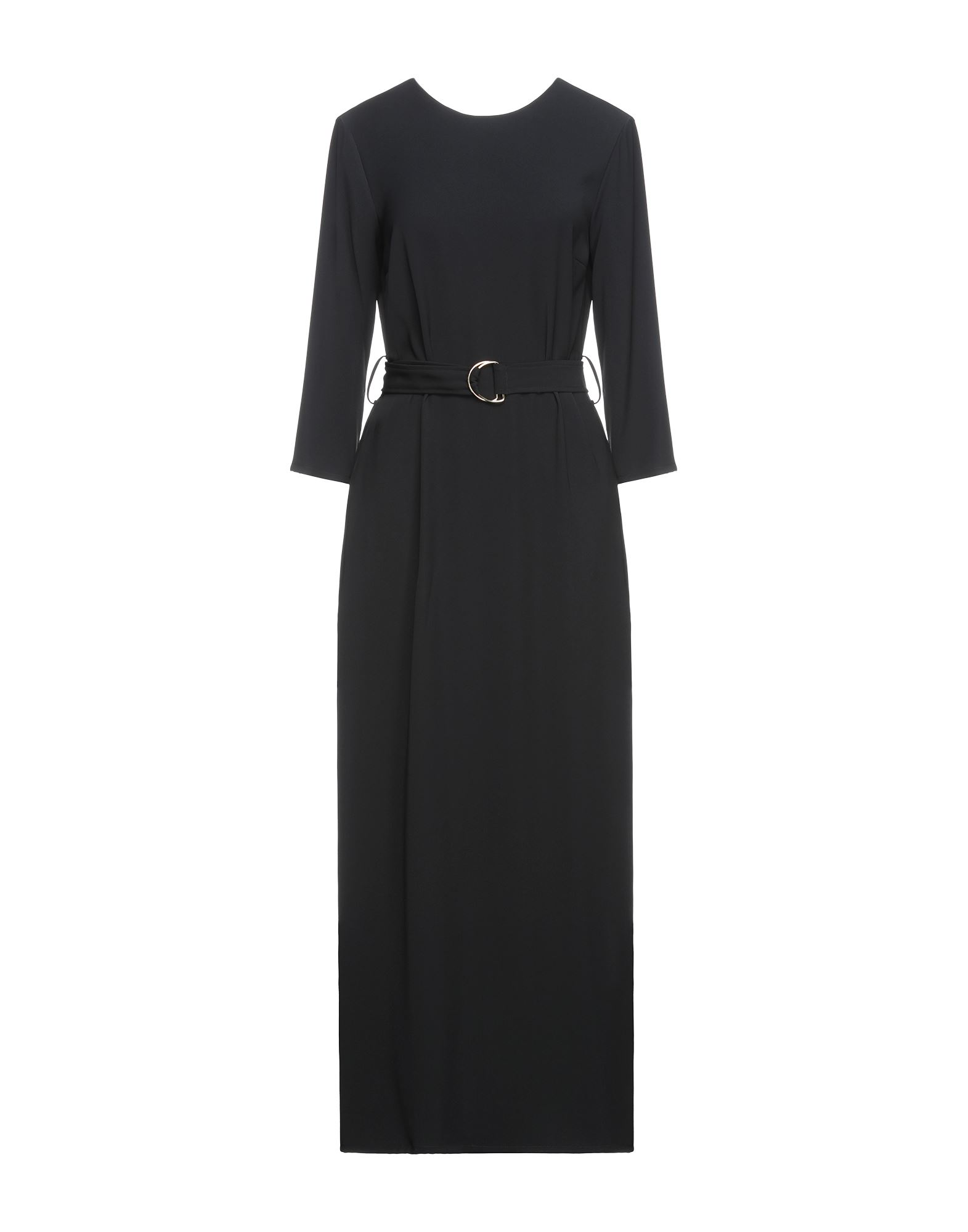 Suoli Long Dresses In Black