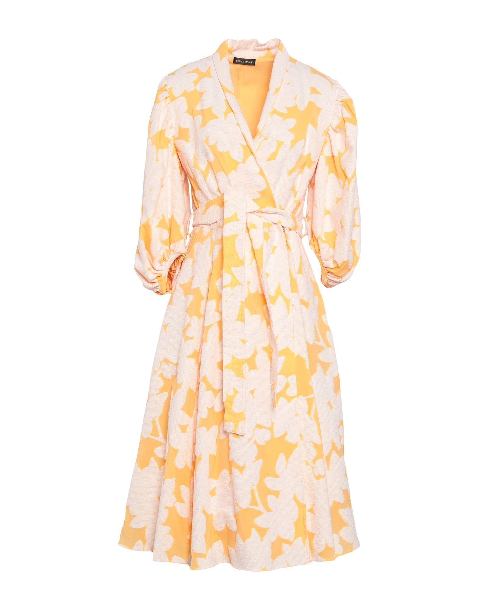STINE GOYA Платье миди stine goya платье длиной 3 4