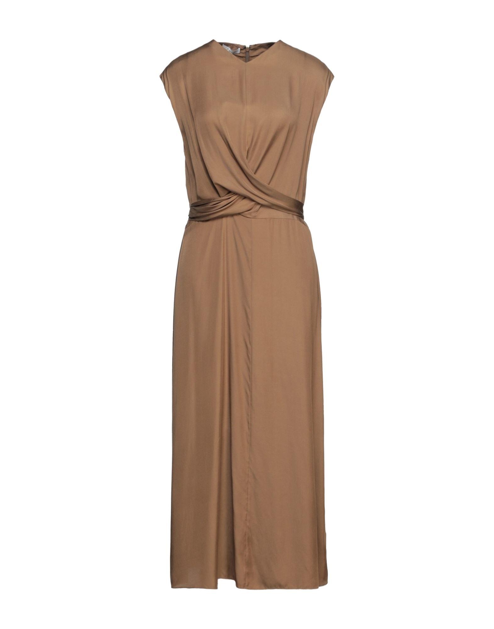 VINCE. Длинное платье vince короткое платье