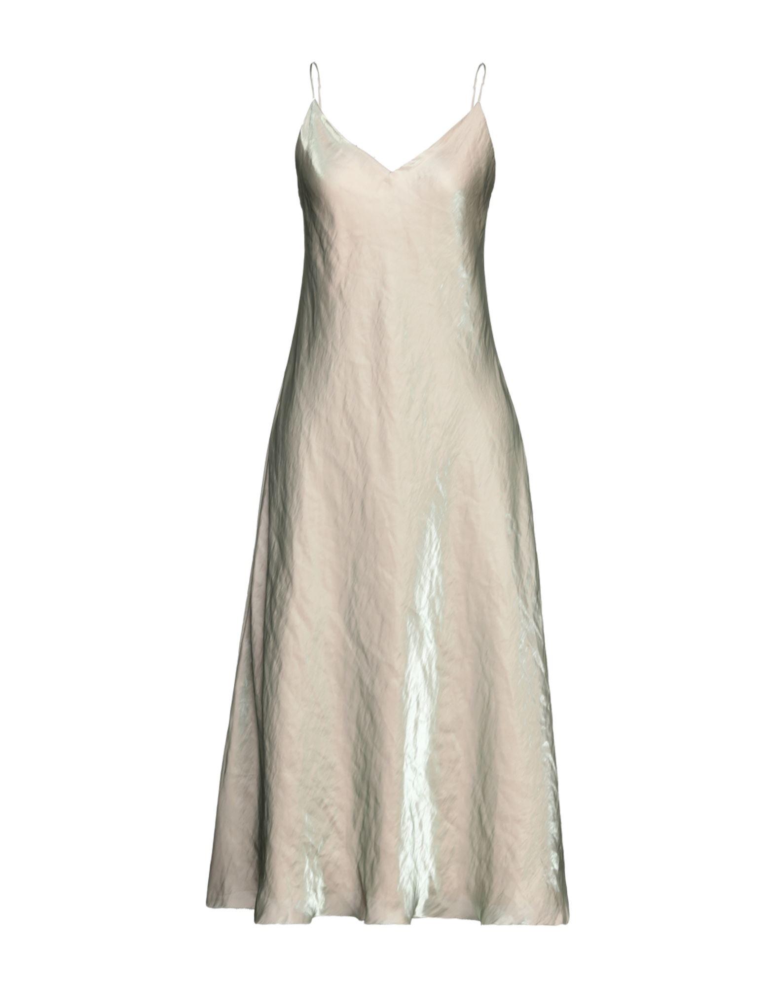 VINCE. Платье длиной 3/4 vince короткое платье