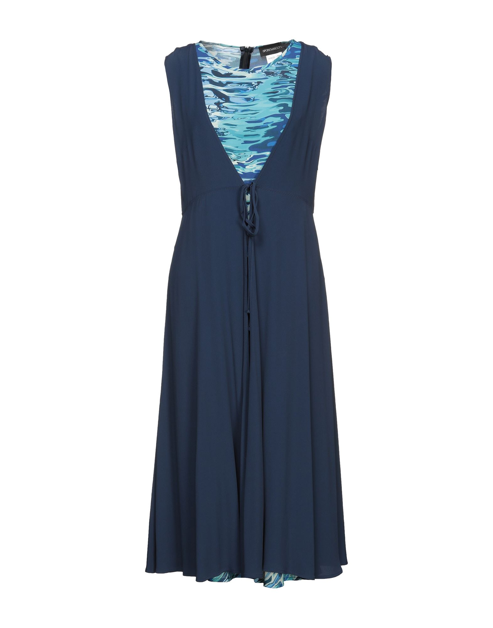 SPORTMAX CODE Платье миди платье джинсовое code code co073ewbyzq0