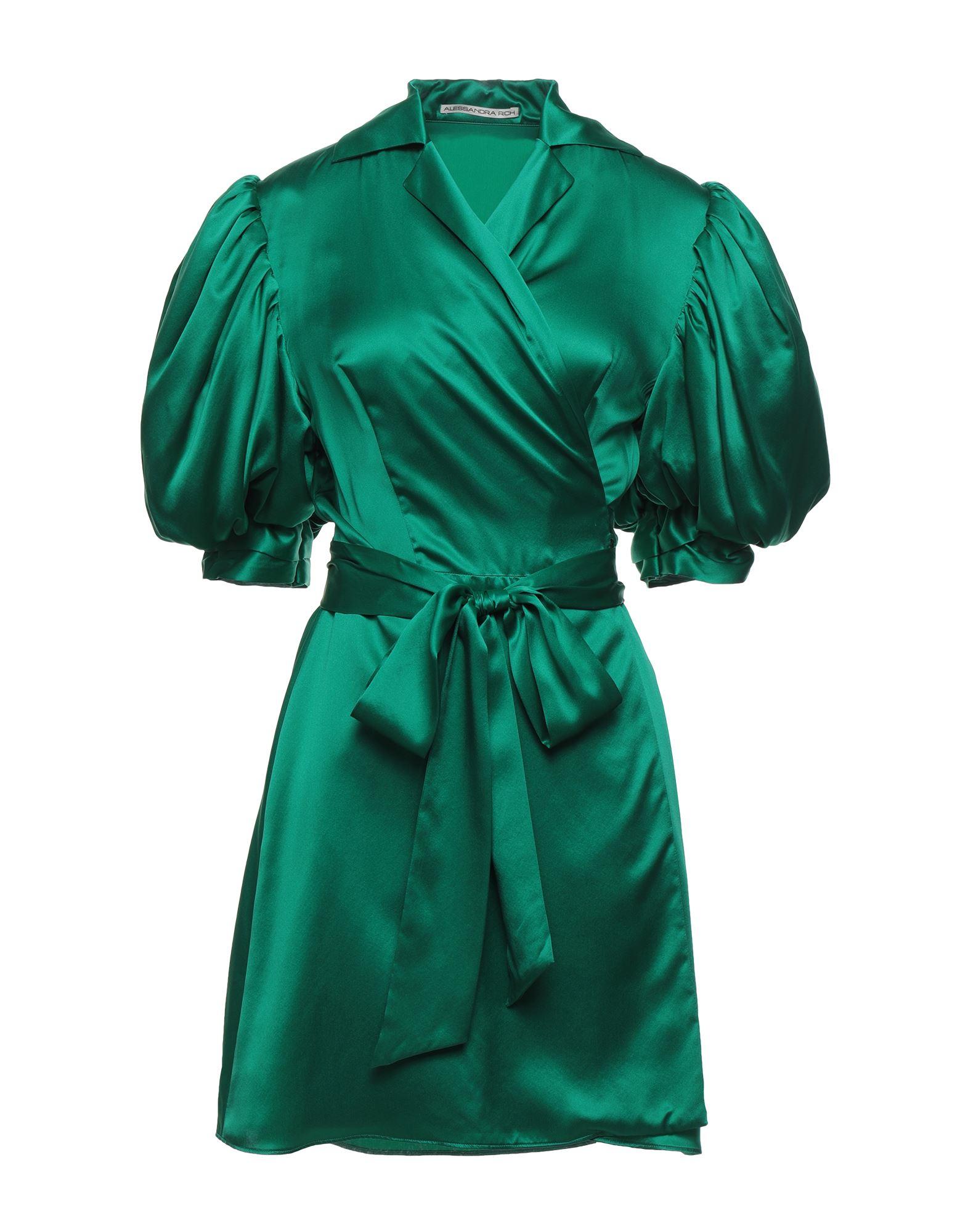 ALESSANDRA RICH Короткое платье alessandra rich ремень