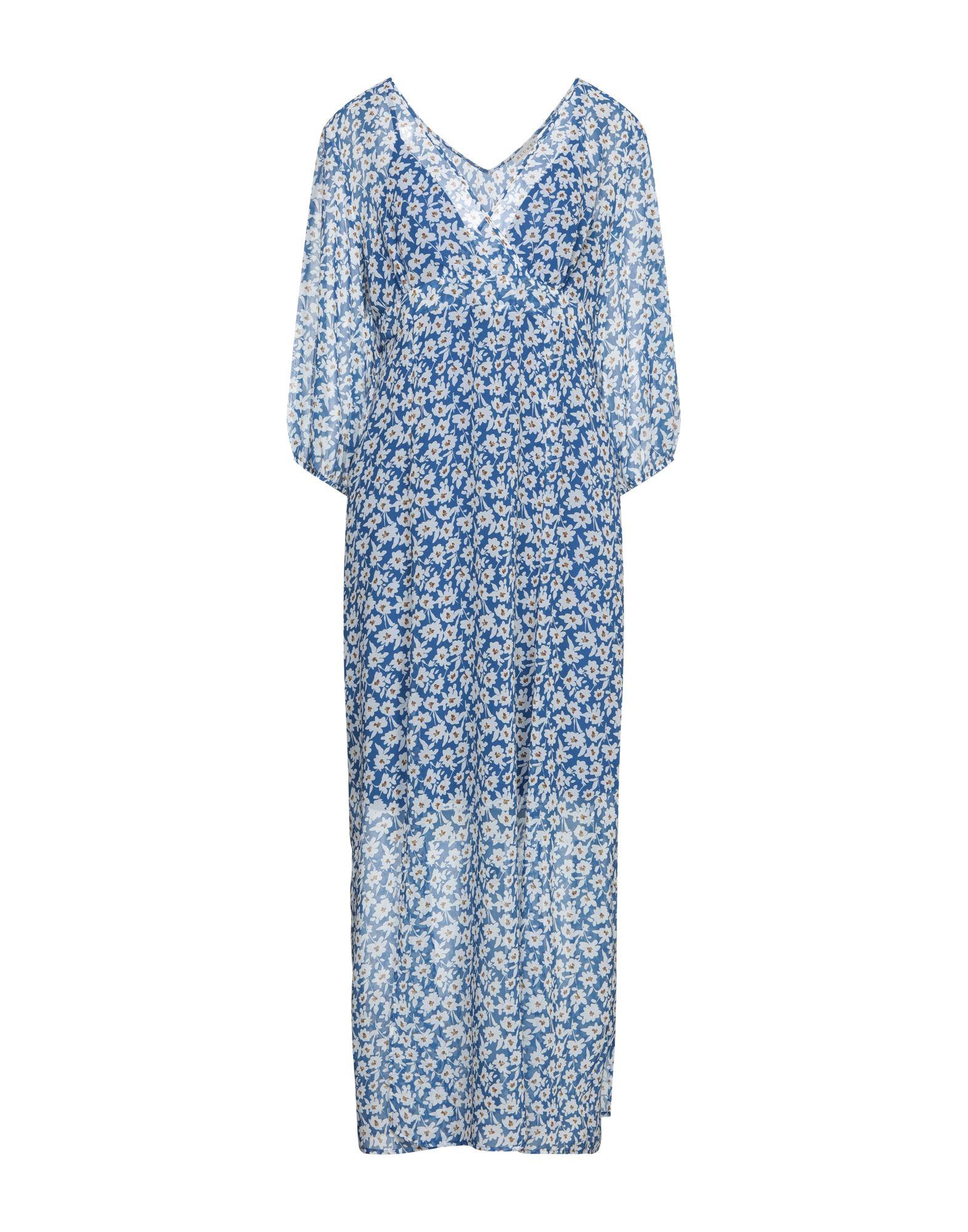 BLUKEY Длинное платье blukey платье до колена
