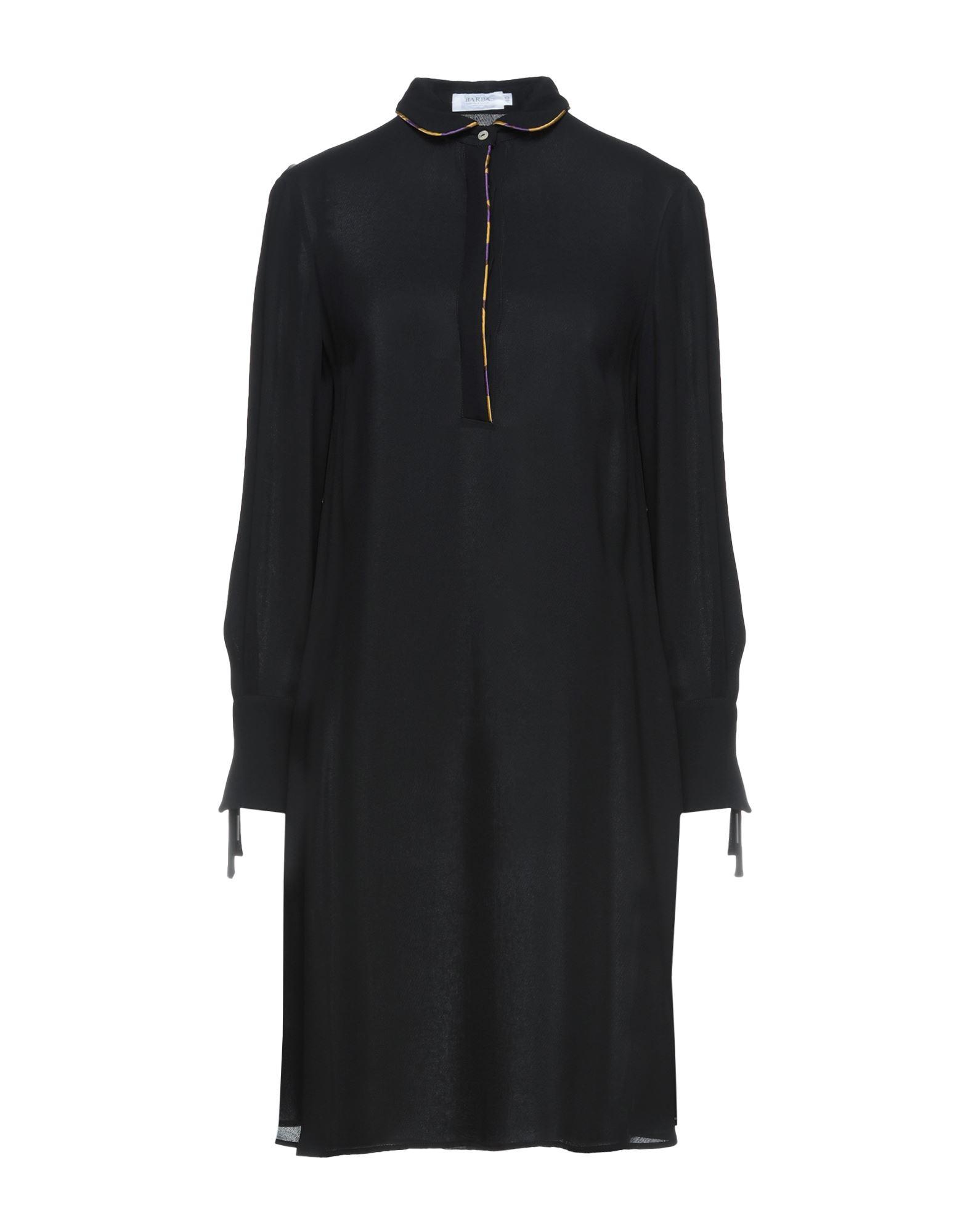 BARBA Napoli Короткое платье barba napoli короткое платье