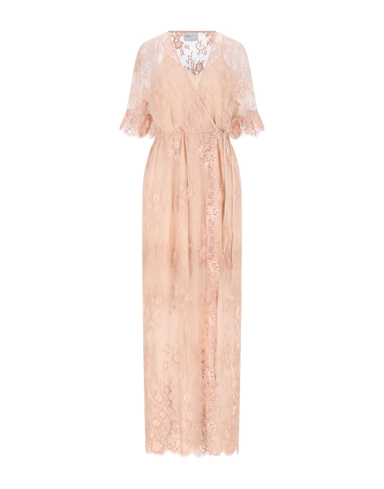 Фото - ISABELLE BLANCHE Paris Длинное платье isabelle blanche paris платье миди