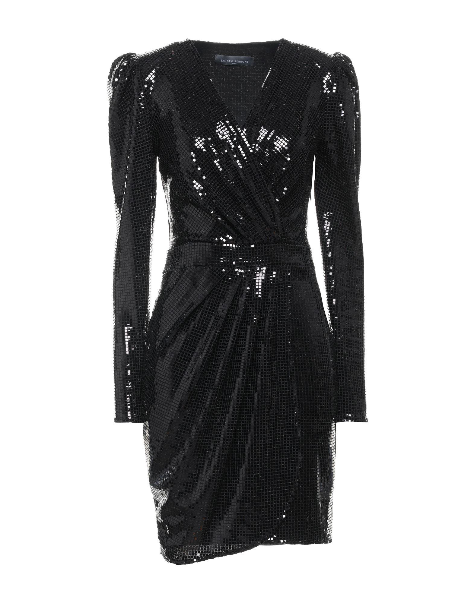 sandro короткое платье SANDRO FERRONE Короткое платье