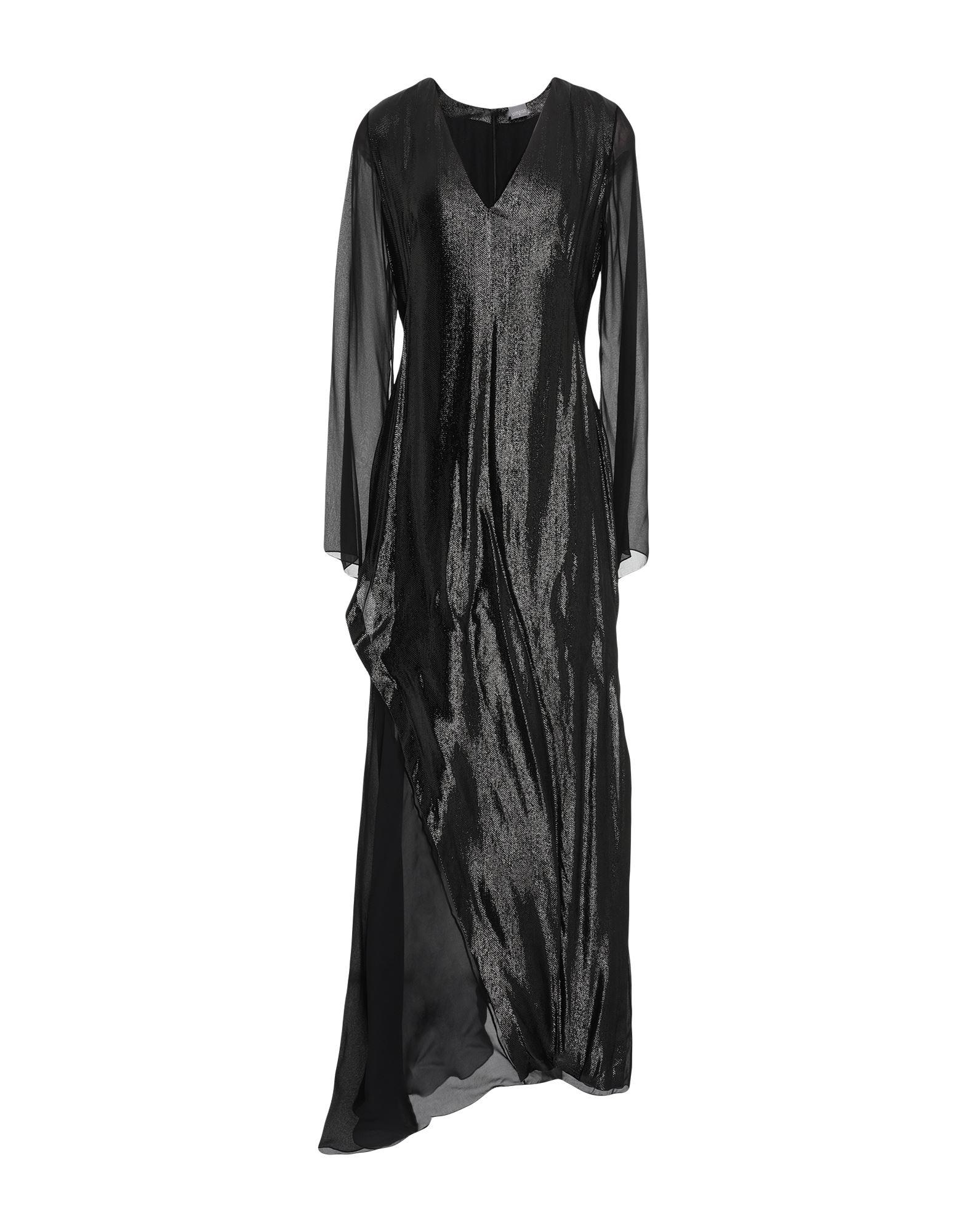 Lorena Antoniazzi Long Dresses In Black
