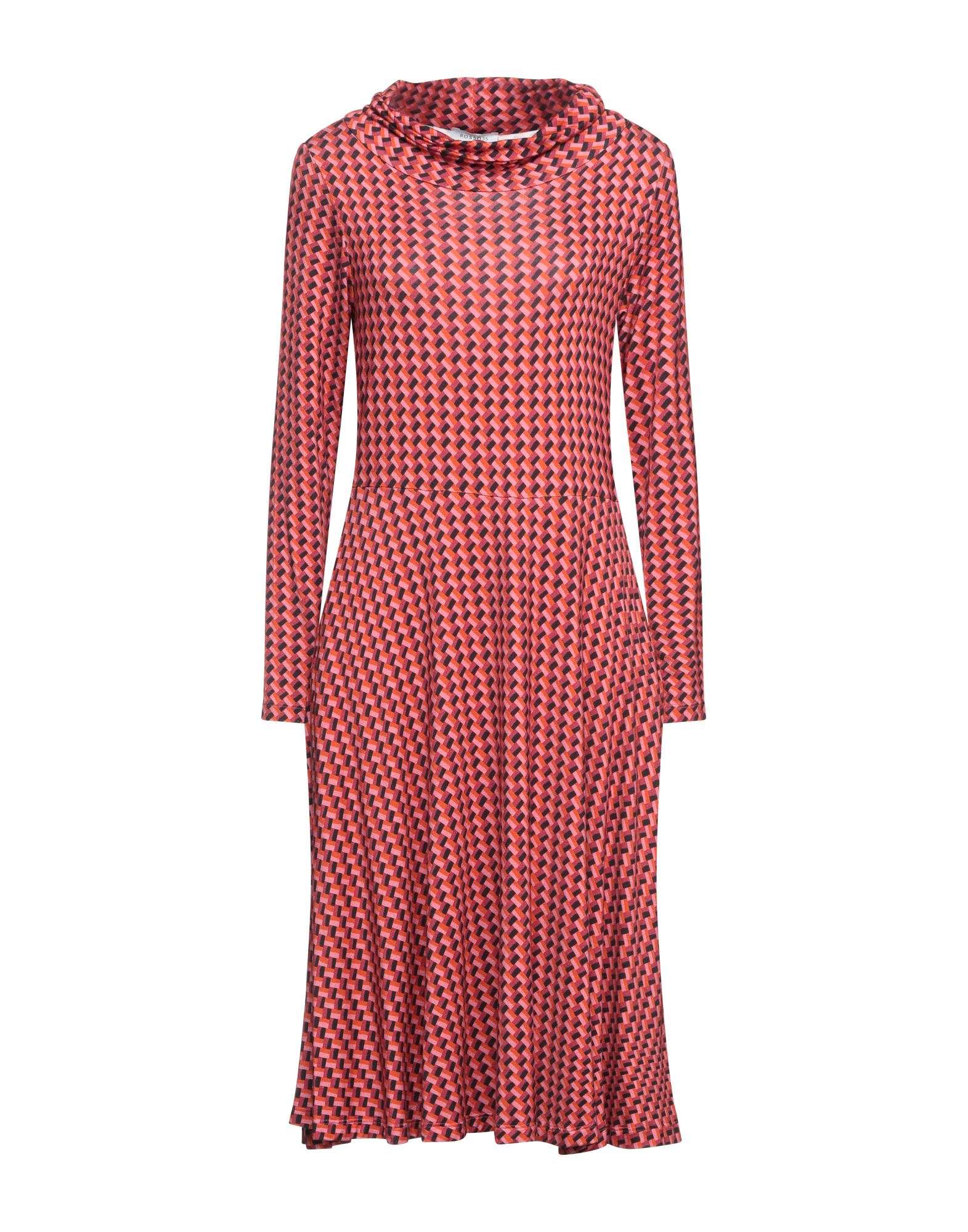 ROSSO35 Платье миди rosso35 куртка