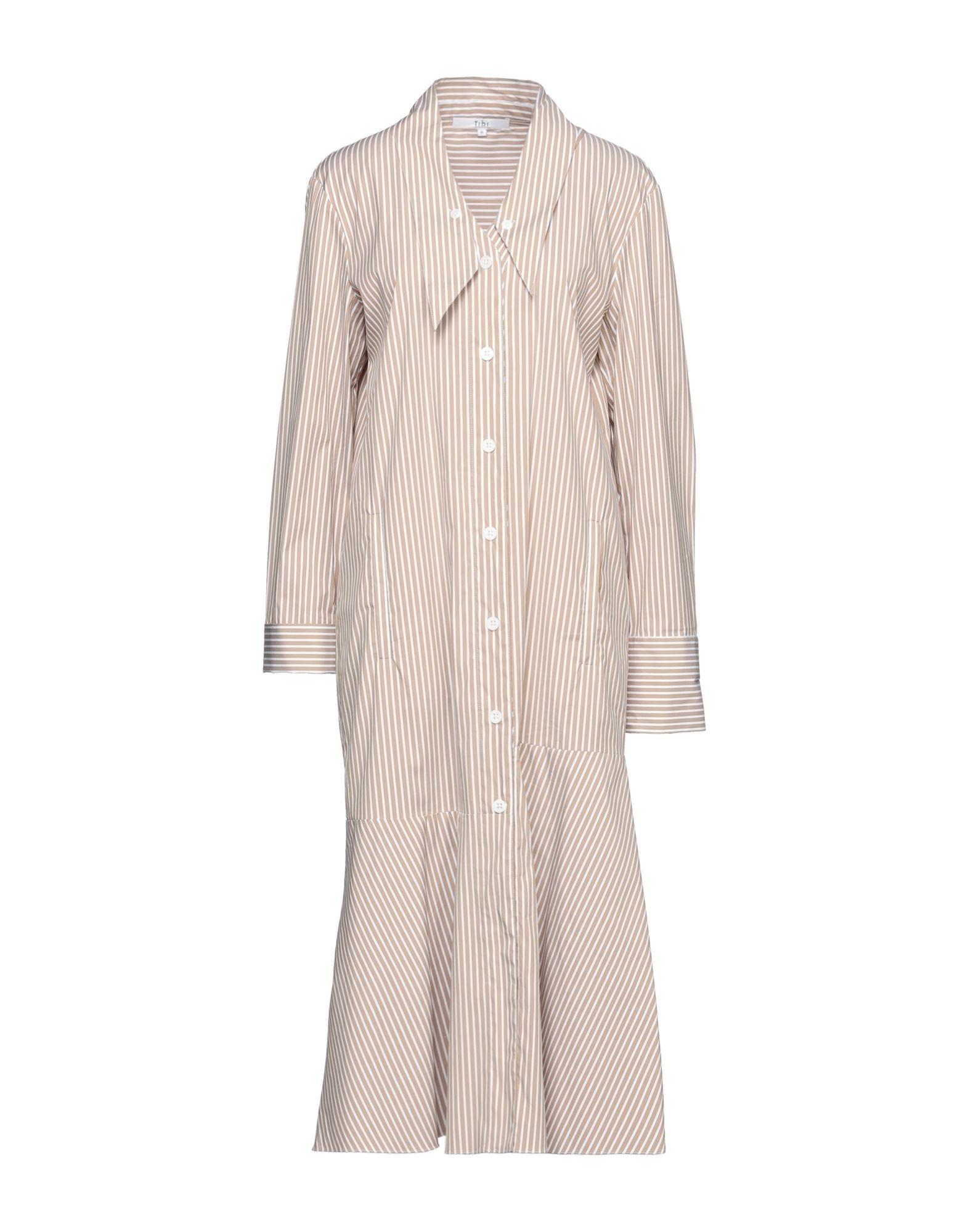 TIBI Платье миди
