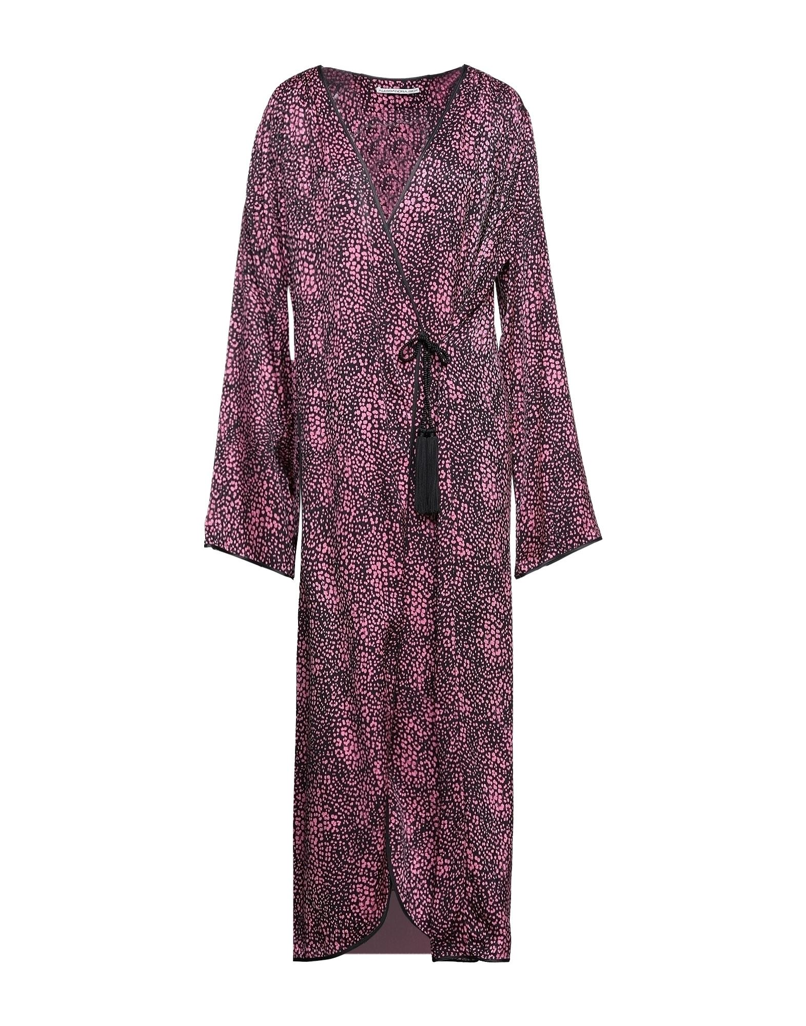 ALESSANDRA RICH Длинное платье alessandra rich ремень