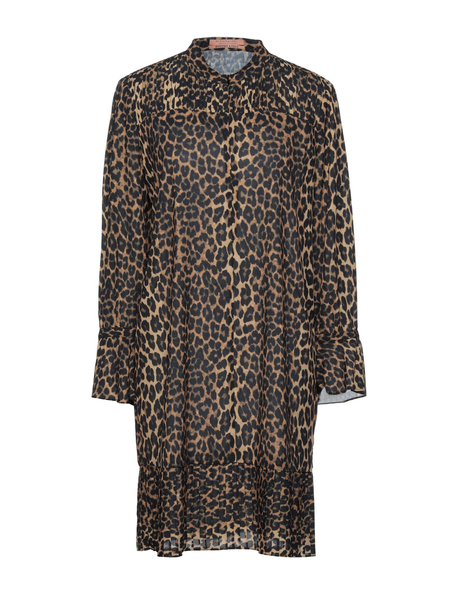 maison scotch пальто MAISON SCOTCH Короткое платье