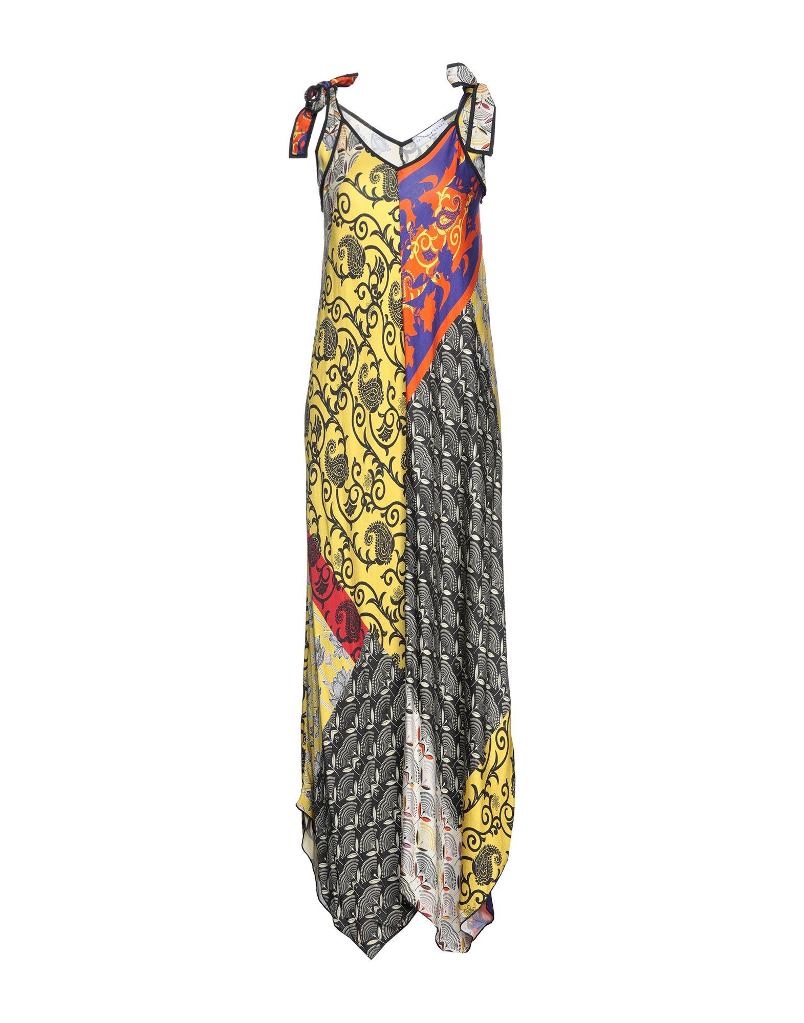 SKILLS & GENES Длинное платье