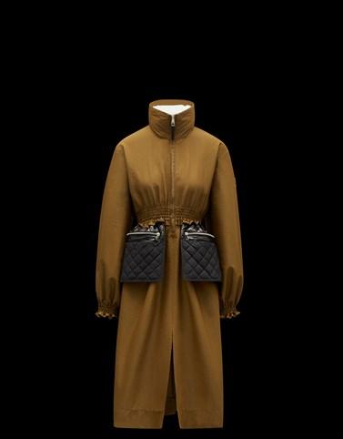 连衣裙配口袋 卡其色 2 Moncler 1952 女士