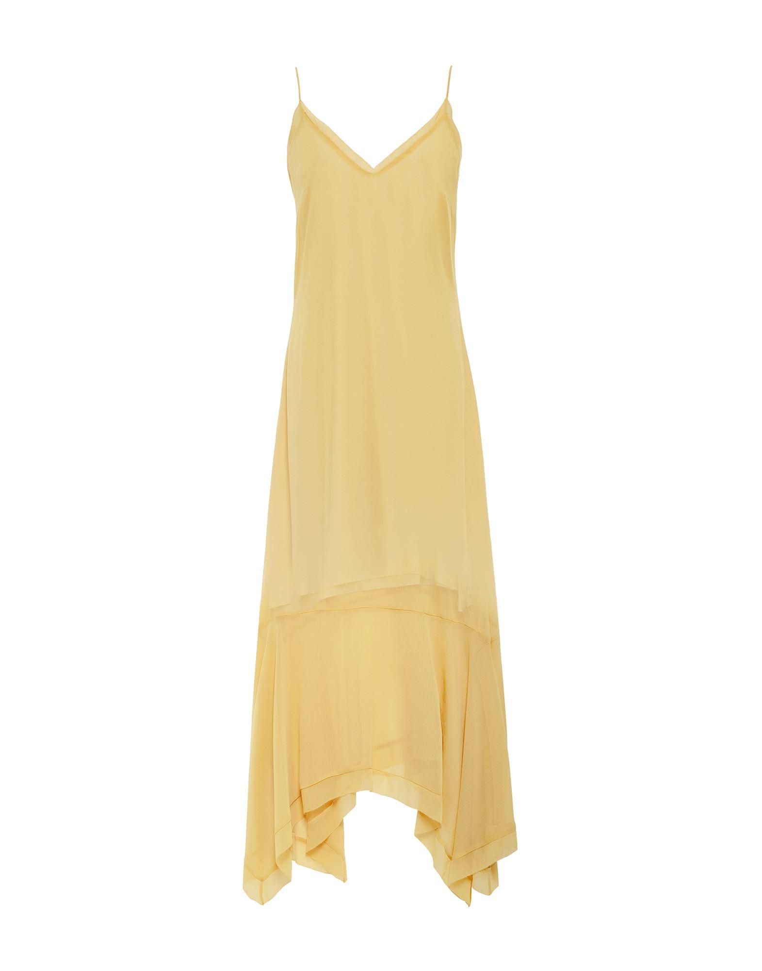 CHARLI Платье миди charli длинное платье
