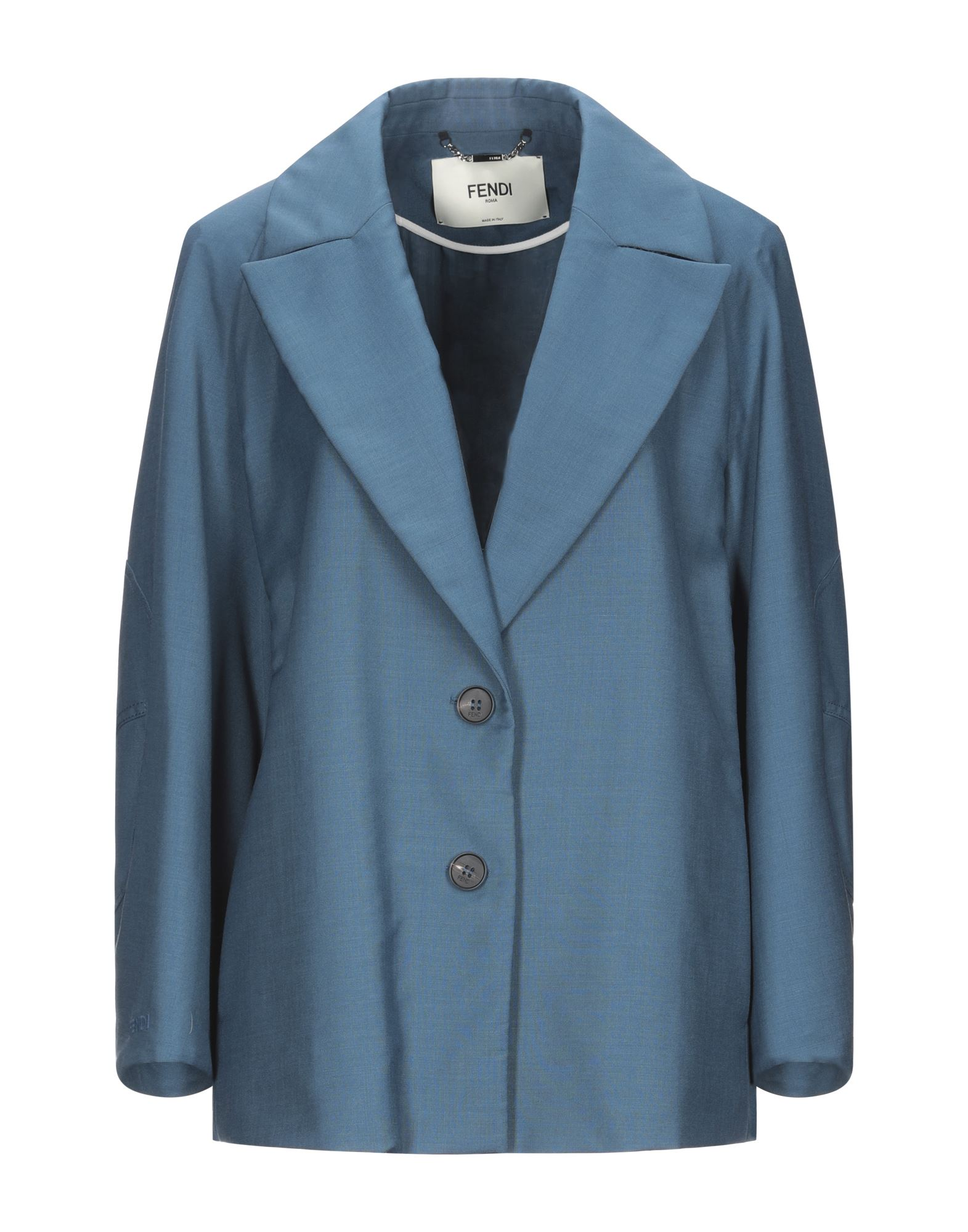FENDI Легкое пальто fendi пальто