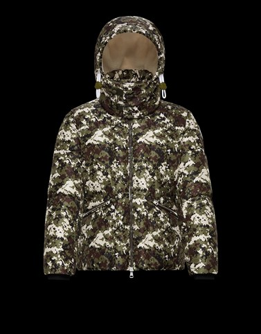 BLANC Green View all Outerwear Man