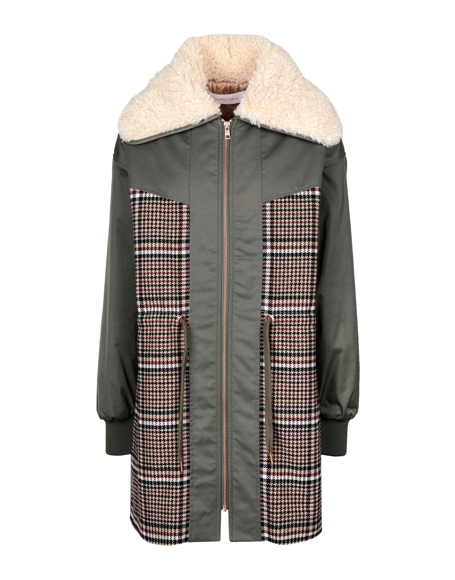 SEE BY CHLOÉ Пальто see u soon пальто