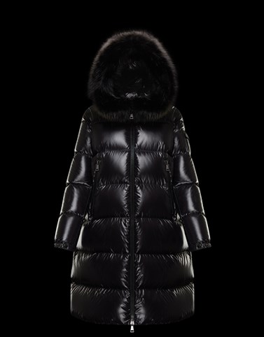 TIBIDY Black Long Down Jackets Woman
