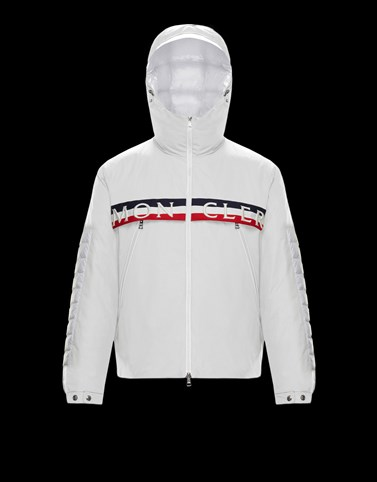OLARGUES White Down Jackets Man