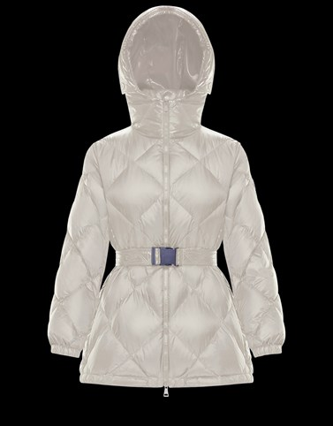 SARGAS White Category Long outerwear Woman