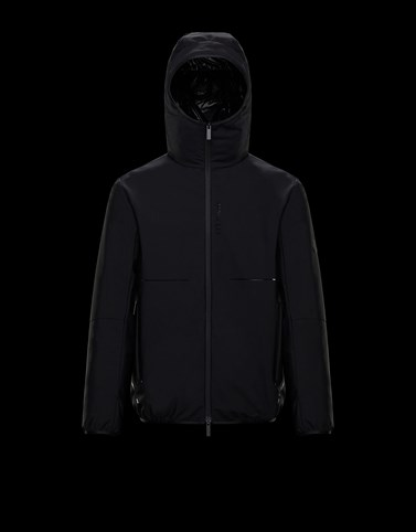 CARRENAC Black Category Short outerwear Man