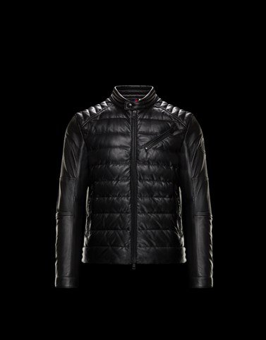 SYLVANER Black Jackets & Bomber Jacket Man