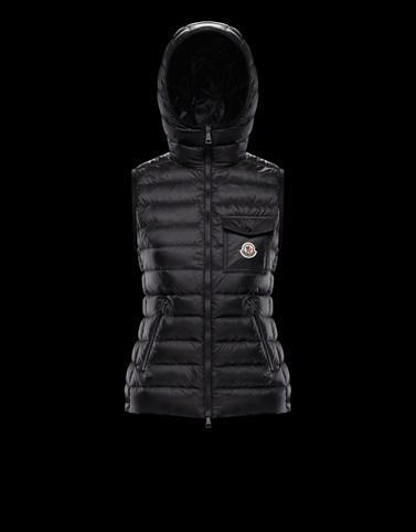 GLYCO Colore Nero Categoria Gilet Donna