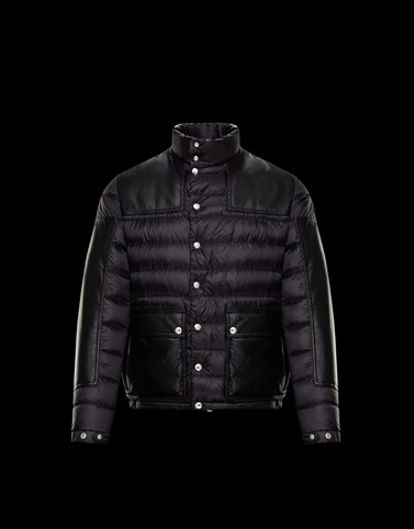BOUTMY Black Category Short outerwear Man