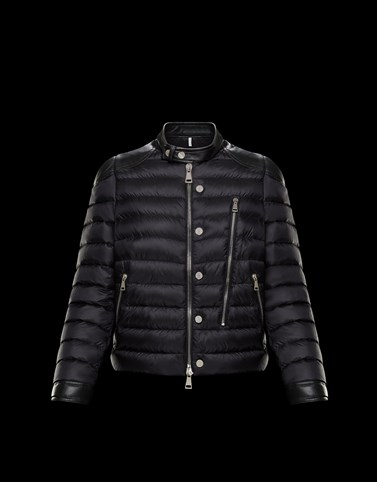 CYNOSURA Black Short Down Jackets Woman