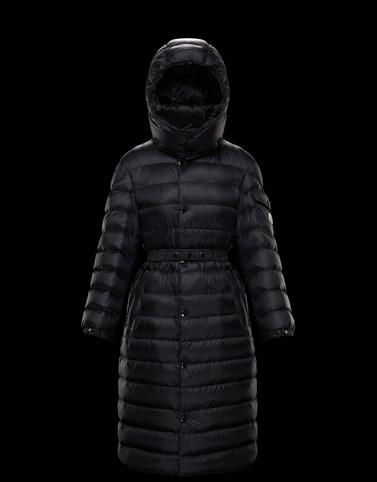 ALGORES Black Short Down Jackets Woman