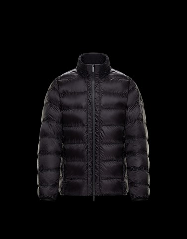PEYRE Black Category Short outerwear Man