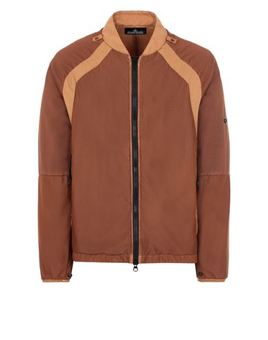 STONE ISLAND SHADOW PROJECT 40904 LINER JACKET Jacket Man Chestnut Brown EUR 709