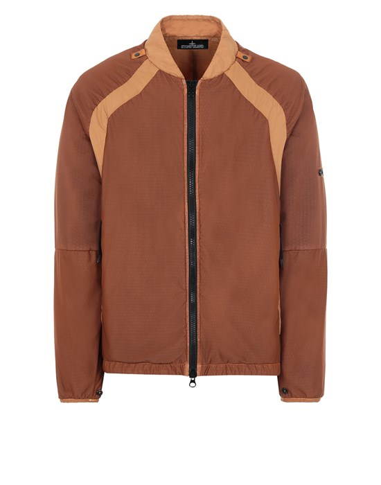 STONE ISLAND SHADOW PROJECT 40904 LINER JACKET Jacket Man Chestnut Brown