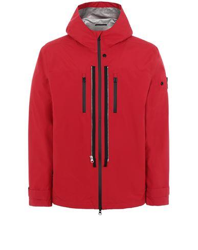 STONE ISLAND SHADOW PROJECT 40501 TWIN ZIP SHELL Jacket Man Red USD 1004