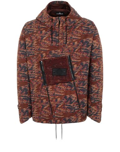 STONE ISLAND SHADOW PROJECT 40103 CONVERT CARGO ANORAK Jacket Man Chestnut Brown EUR 1015