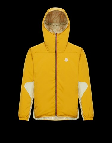 DALGOPOL Yellow Down Jackets Man
