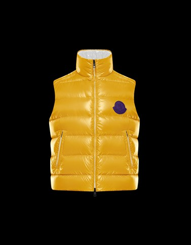 PARK Yellow View all Outerwear Man