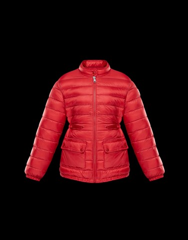 GOURIA Red Kids 4-6 Years - Girl Woman