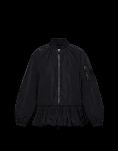 MIRAC ブラック ジャケット&トレンチ レディース