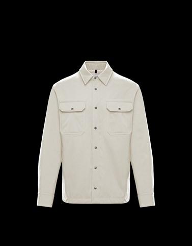 DELLY Ivory Category Short outerwear Man