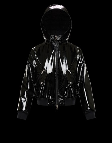ALDIB Black Category Bomber Jacket Woman