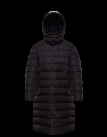 NICAISE Черный Пальто и тренчкоты Для Мужчин