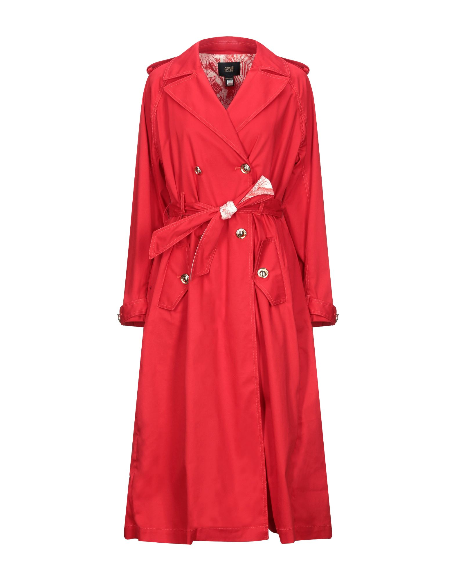 CAVALLI CLASS Легкое пальто