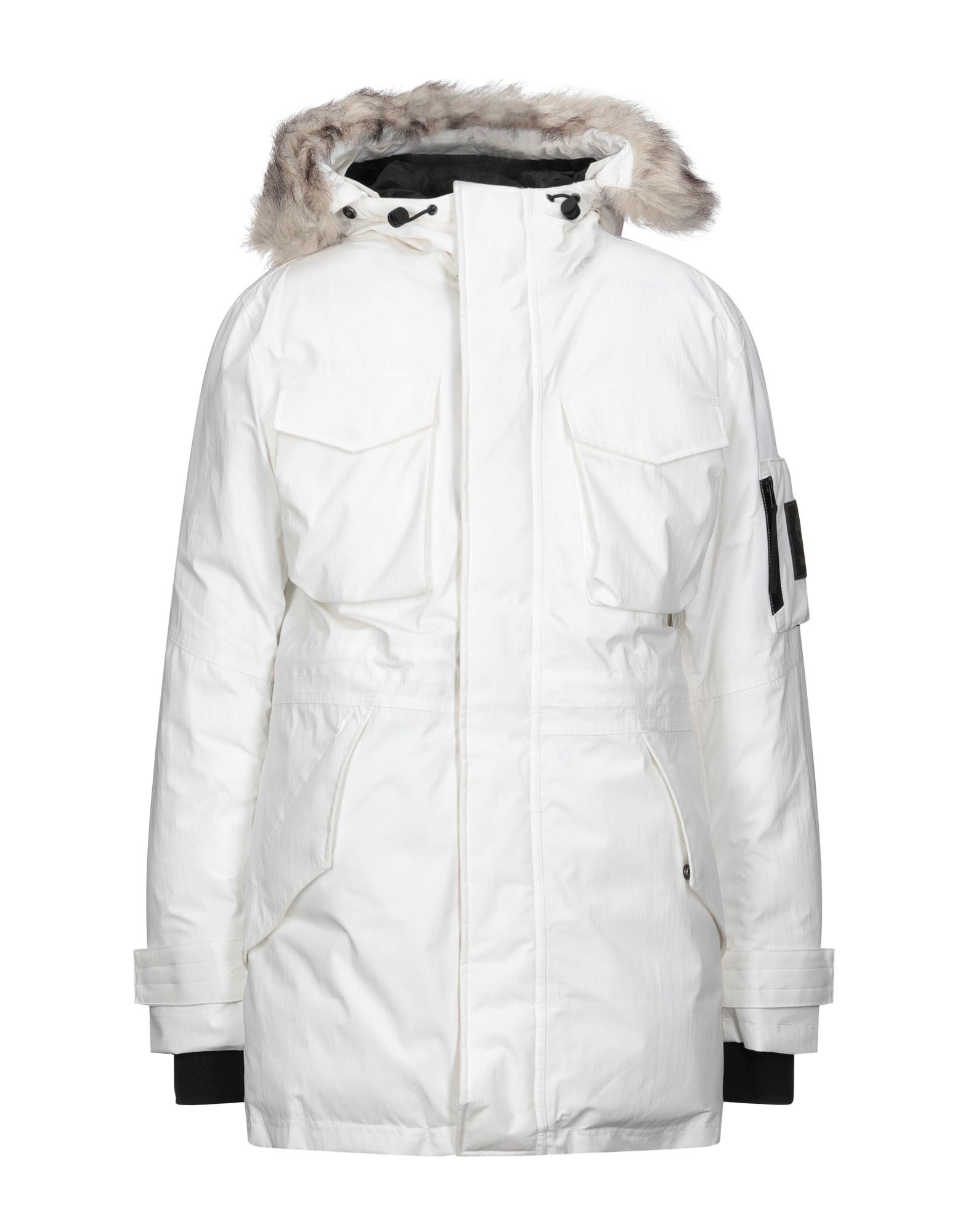 TIMBERLAND Synthetic Down Jackets - Item 16010109