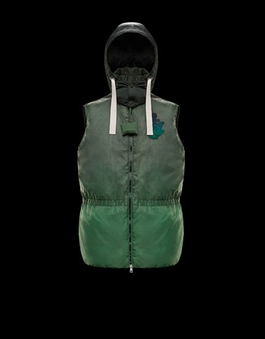 CHESIL Green View all Outerwear Woman