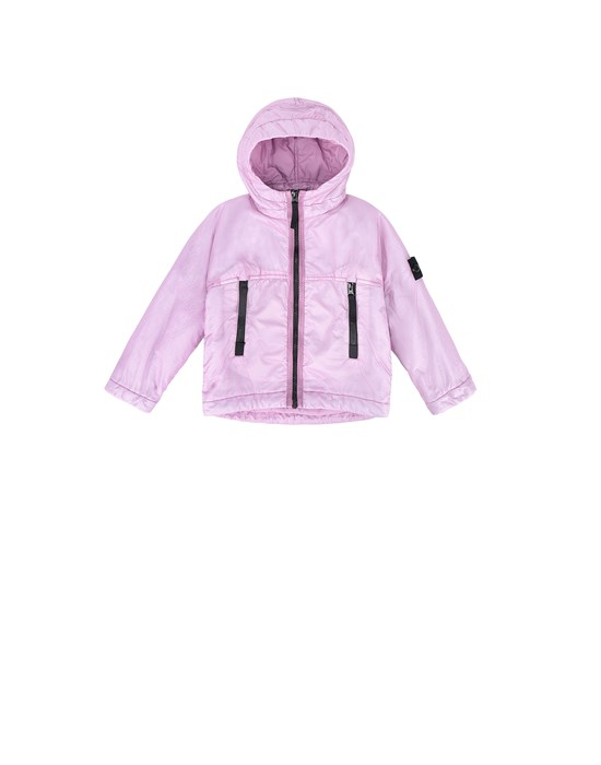 STONE ISLAND JUNIOR 40831 Jacket Man Pink Quartz